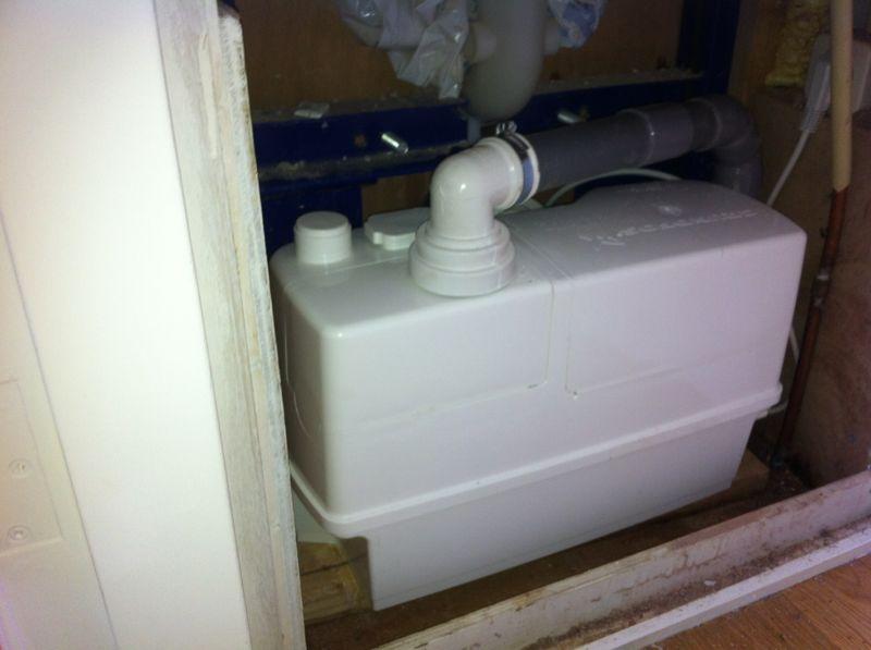 Sanibroyeur Toilet Aansluiten : Sanibroyeur onderhoud service en installatie in amsterdam